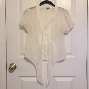 3 for $20 CHARLOTTE RUSSE SHEER BLOUSE